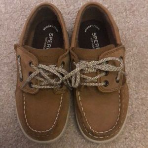 Toddler boy sperry topsider gamefish shoes